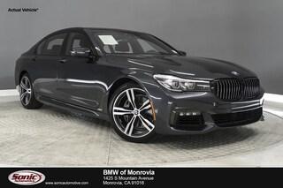 Used 2019 BMW 740i Sedan for sale in Monrovia