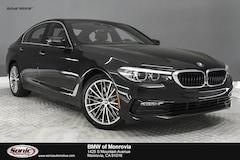 New 2018 BMW 5 Series 530i Sedan near LA