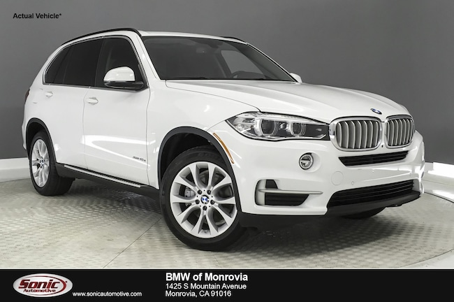 Certified 2016 BMW X5 xDrive40e SAV in Los Angeles