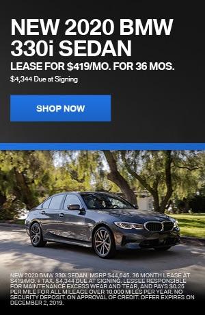 NEW 2020 BMW 330i SEDAN