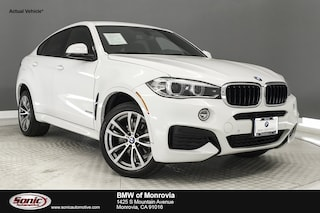 Used 2016 BMW X6 sDrive35i Sports Activity Coupe for sale in Monrovia
