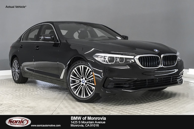 New 2019 BMW 5 Series 530e iPerformance Sedan near Los Angeles