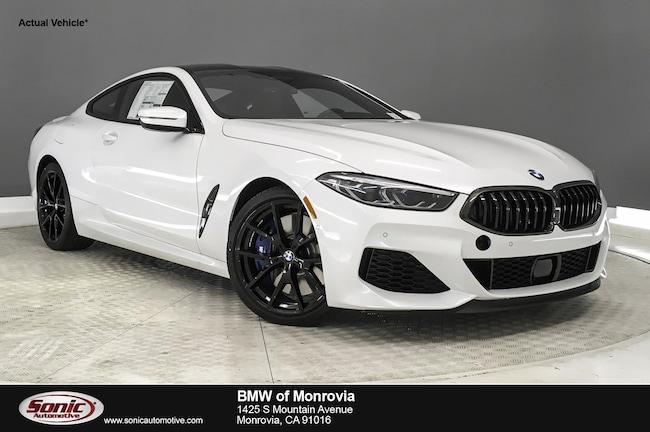 2019 Bmw 8 Series M850i Xdrive Coupe Near Los Angeles