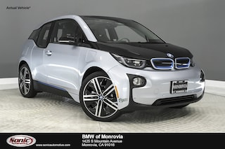 Used 2016 BMW i3 with Range Extender Hatchback for sale in Monrovia