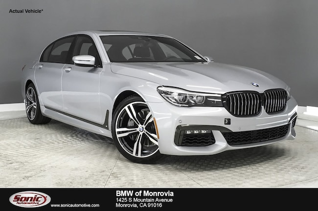 New 2019 BMW 7 Series 740i Sedan near Los Angeles
