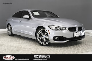 Used 2016 BMW 428i w/SULEV Gran Coupe for sale in Monrovia
