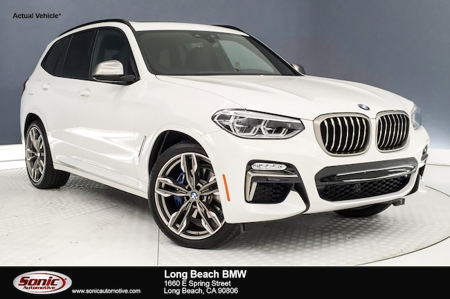New 2018 BMW X3 M40i SAV near Los Angeles