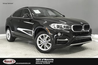 Used 2016 BMW X6 sDrive35i Sports Activity Coupe for sale in Los Angeles