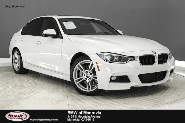 New 2015 BMW 328i w/SULEV Sedan near Los Angeles