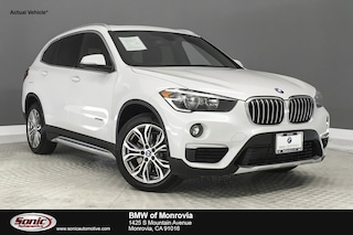 Used 2016 BMW X1 xDrive28i SUV for sale in Monrovia