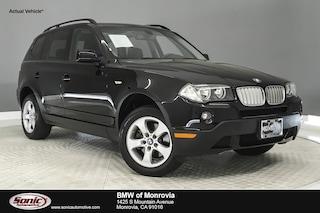 Used 2007 BMW X3 3.0si SAV for sale in Monrovia