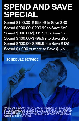 Spend and Save Special