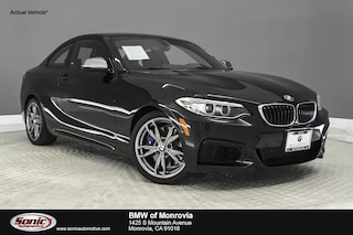 Used 2016 BMW M235i Coupe for sale in Monrovia