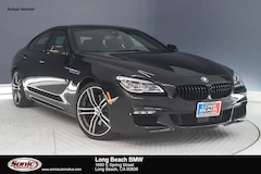 New 2018 BMW 6 Series 650i Gran Coupe for sale in Monrovia
