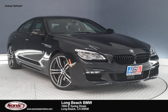 New 2018 BMW 6 Series 650i Gran Coupe near Los Angeles