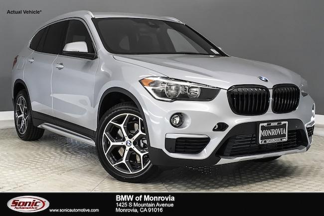 New 2019 BMW X1 sDrive28i SUV near Los Angeles