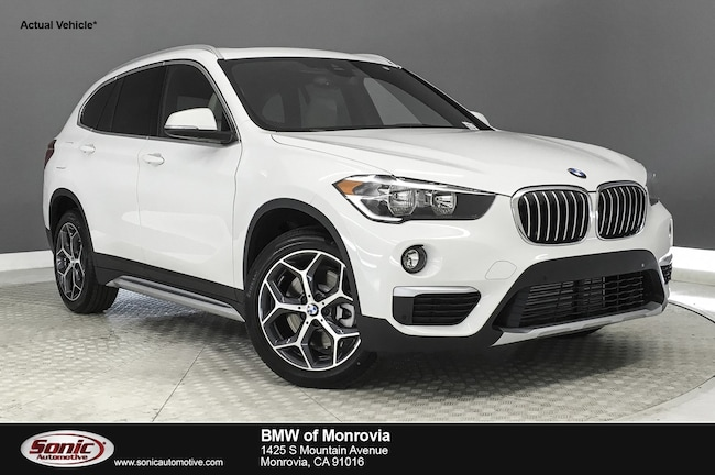 New 2019 BMW X1 sDrive28i SUV near Los Angeles