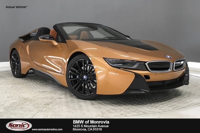New 2019 Bmw I8 Roadster For Sale Near Los Angeles Ca Stock Kvg97775