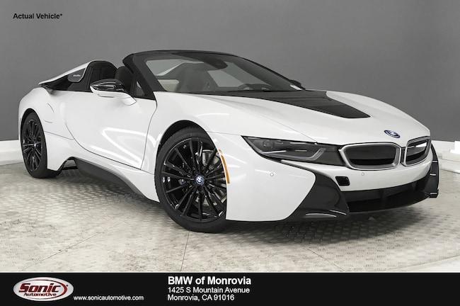 new 2019 bmw i8 roadster for sale near los angeles ca stock kvg97751. Black Bedroom Furniture Sets. Home Design Ideas