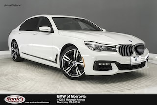 Used 2016 BMW 740 Sedan for sale in Monrovia