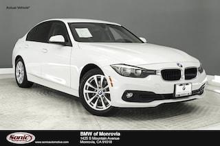 Used 2016 BMW 320i i Sedan for sale in Monrovia