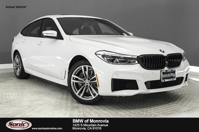 New 2019 BMW 6 Series 640i xDrive Gran Turismo near Los Angeles