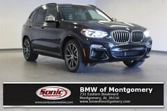 New 2019 BMW X3 M40i SAV for sale in Montgomery