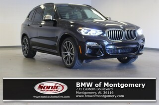New 2019 BMW X3 M40i SAV in Montgomery