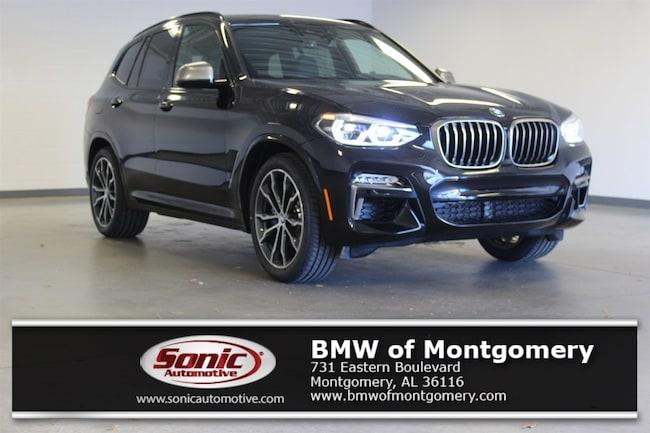 New 2019 BMW X3 M40i SAV in Montgomery, AL