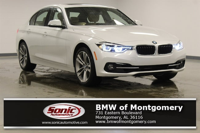 New 2018 BMW 330i Sedan in Montgomery, AL