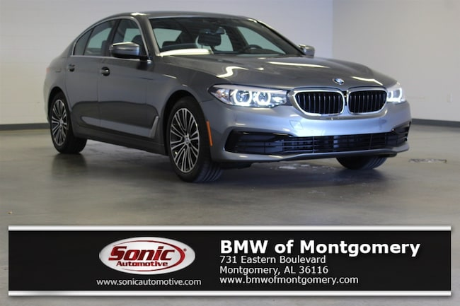 New 2019 BMW 530i Sedan in Montgomery, AL