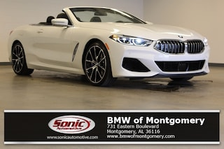 New 2019 BMW M850i xDrive Convertible in Montgomery