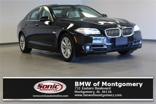 Used 2016 BMW 528i Sedan in Montgomery