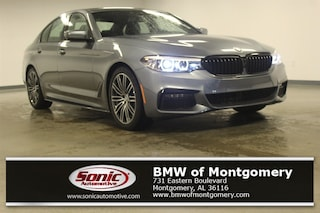 New 2019 BMW 530i Sedan in Montgomery