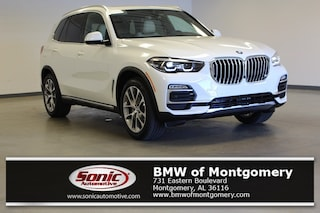 New 2019 BMW X5 xDrive40i SAV in Montgomery