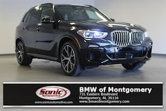 New 2019 BMW X5 xDrive50i SAV for sale in Montgomery