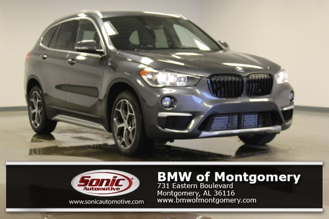 New 2018 BMW X1 sDrive28i SAV in Montgomery, AL
