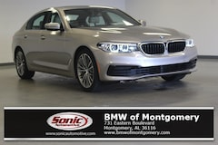 New 2019 BMW 530i 530i Sedan for sale in Montgomery