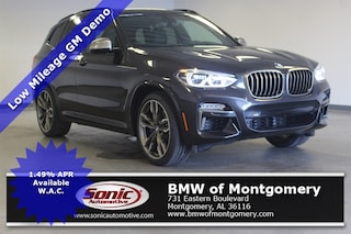 New 2018 BMW X3 M40i SAV in Montgomery