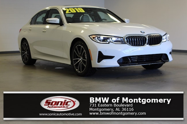 New 2019 BMW 330i 330i Sedan in Montgomery, AL