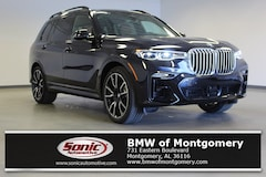 New 2019 BMW X7 xDrive50i SUV for sale in Montgomery