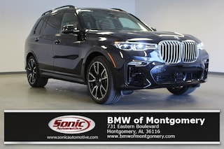 New 2019 BMW X7 xDrive50i SUV in Montgomery