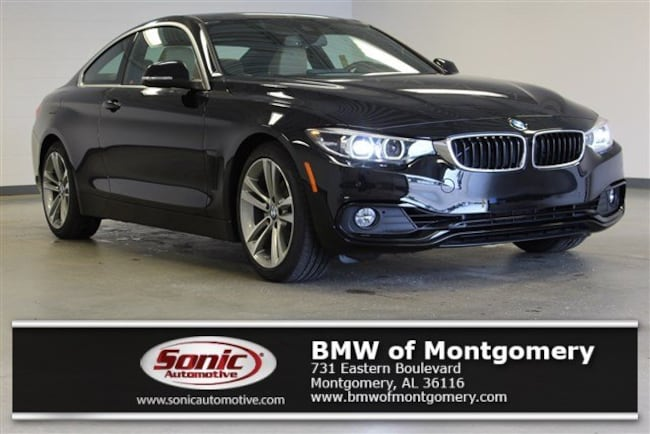 Used 2019 BMW 430i Coupe in Montgomery