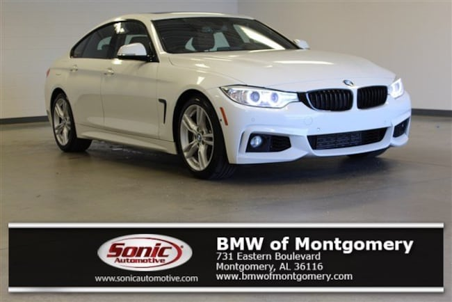 Used 2016 BMW 428i Gran Coupe in Montgomery