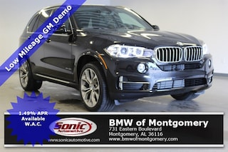 New 2018 BMW X5 sDrive35i SAV in Montgomery