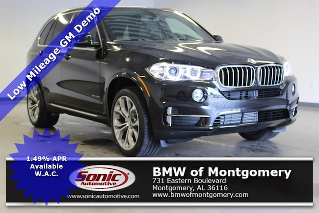 New 2018 BMW X5 sDrive35i SAV in Montgomery, AL