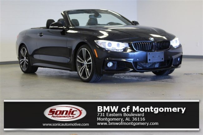 Used 2015 BMW 435i Convertible in Montgomery