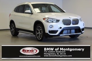 New 2019 BMW X1 sDrive28i SUV in Montgomery