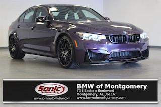 New 2018 BMW M3 Sedan in Montgomery