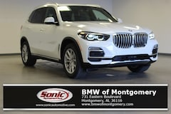 New 2019 BMW X5 xDrive40i SAV for sale in Montgomery